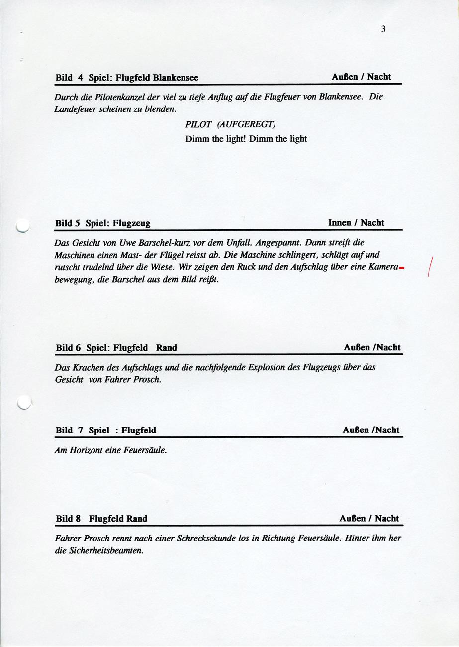 Ausgezeichnet Seiten Drehbuch Vorlage Ideen - Beispiel Anschreiben ...