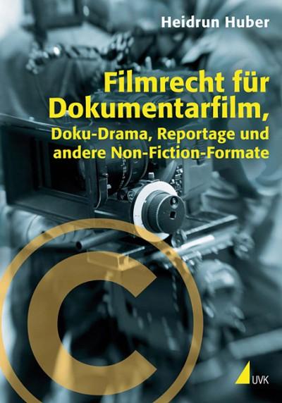 filmrecht fuer Dokumentarfilm Cover